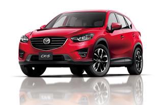 Production reached one million units only three years and five months after the production start in November, 2011. It was the second fastest Mazda model to reach the one-million mark, after the Mazda3.
