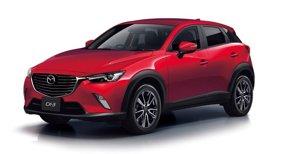 Mazda CX-3  Japan specification model