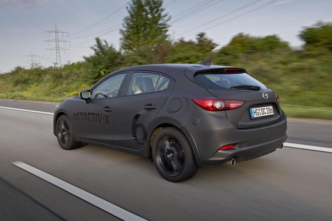 When Mazda's new-generation vehicles are launched, be sure to take a test drive.