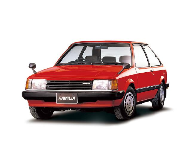 1980	 Familia 3-door hatchback (323)