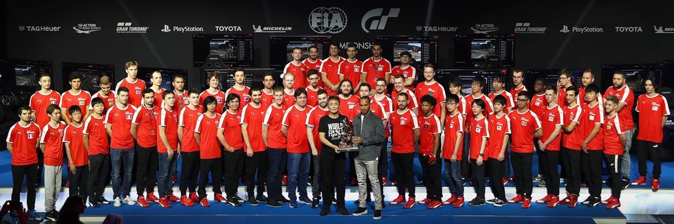 FIA Gran Turismo Championship image