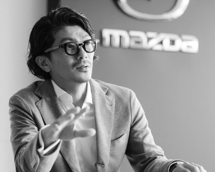 Yasutake Tsuchida MAZDA3 Chief Designer