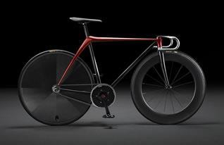独自にデザインした自転車「Bike by KODO concept(バイク・バイ・コドーコンセプト)」やソファ「Sofa by KODO concept(ソファ・バイ・コドーコンセプト)」などのアートワークを公開。