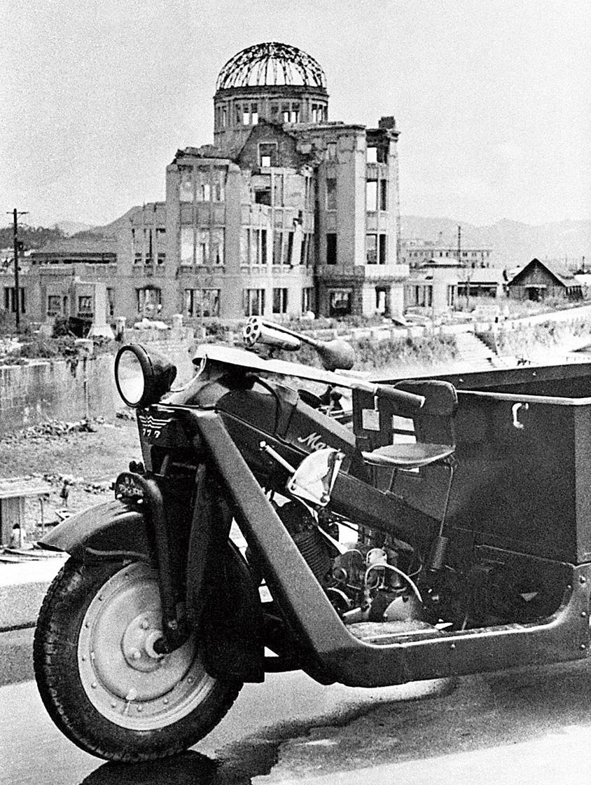 画像:「Made in Hiroshima」の 誇りと責任