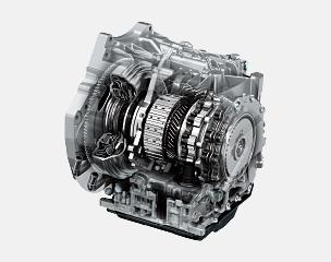 マニュアルトランスミッションのようなダイレクトフィールが爽快、燃費にも貢献する新世代高効率6速オートマチックトランスミッション