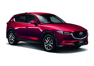 Announces update for CX-5