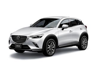 Announces major update for CX-3, including 1.8-liter Skyactiv-D engine and Exclusive Mods special edition