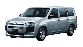 Launches all-new Familia (323) van