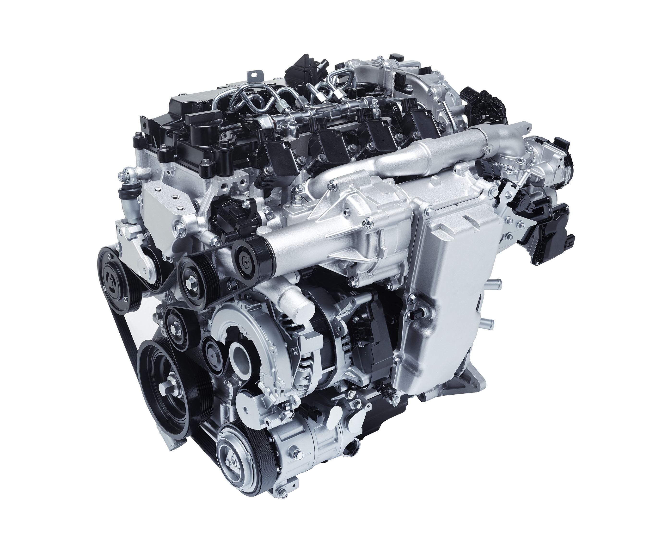 Mazda Skyactiv Technology Technology