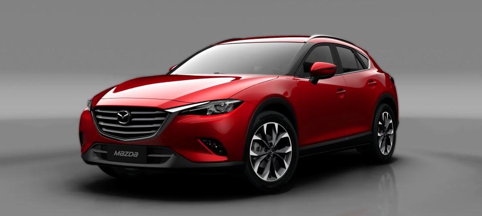 Mazda Cx 4 Wins 2017 China Car Design Of The Year