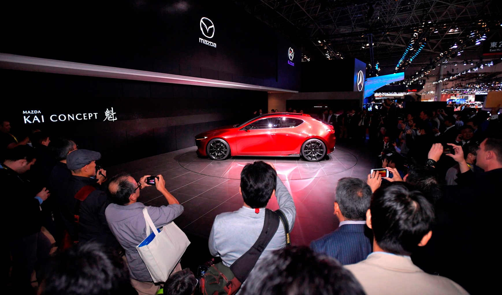 2c9dc95ef1 We revealed two new concept cars in Tokyo this year. Now we d like to  introduce the Mazda designers and engineers who created these models and  explain the ...