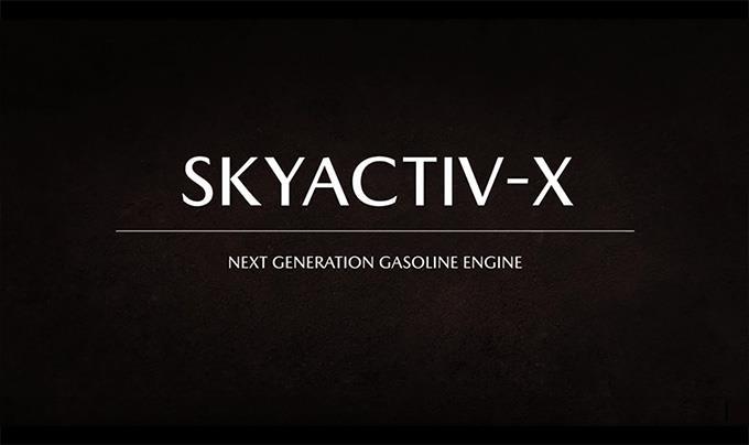 Next Generation Gasoline Engine SKYACTIV-X: SPCCI