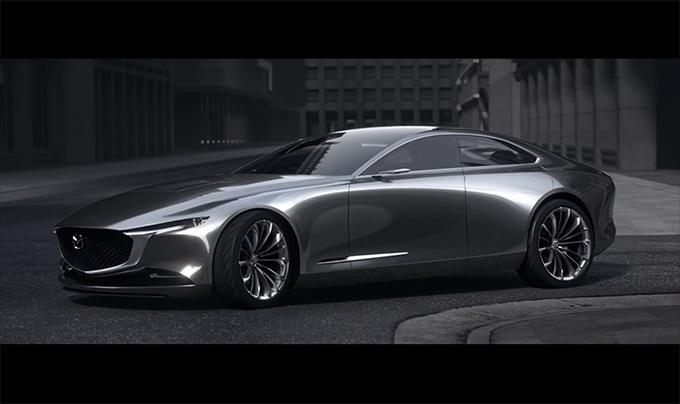 Mazda's Next-Generation Technology & Design Concept Movie