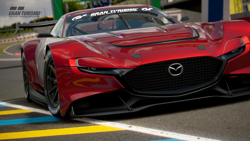 MAZDA RX-VISION GT3 CONCEPT image