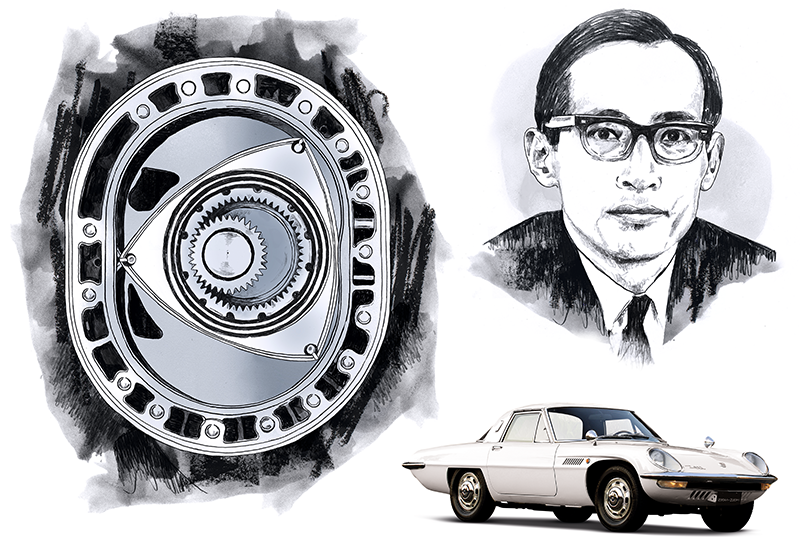 50 Years Of Rotary Revolution Mazda S Engine