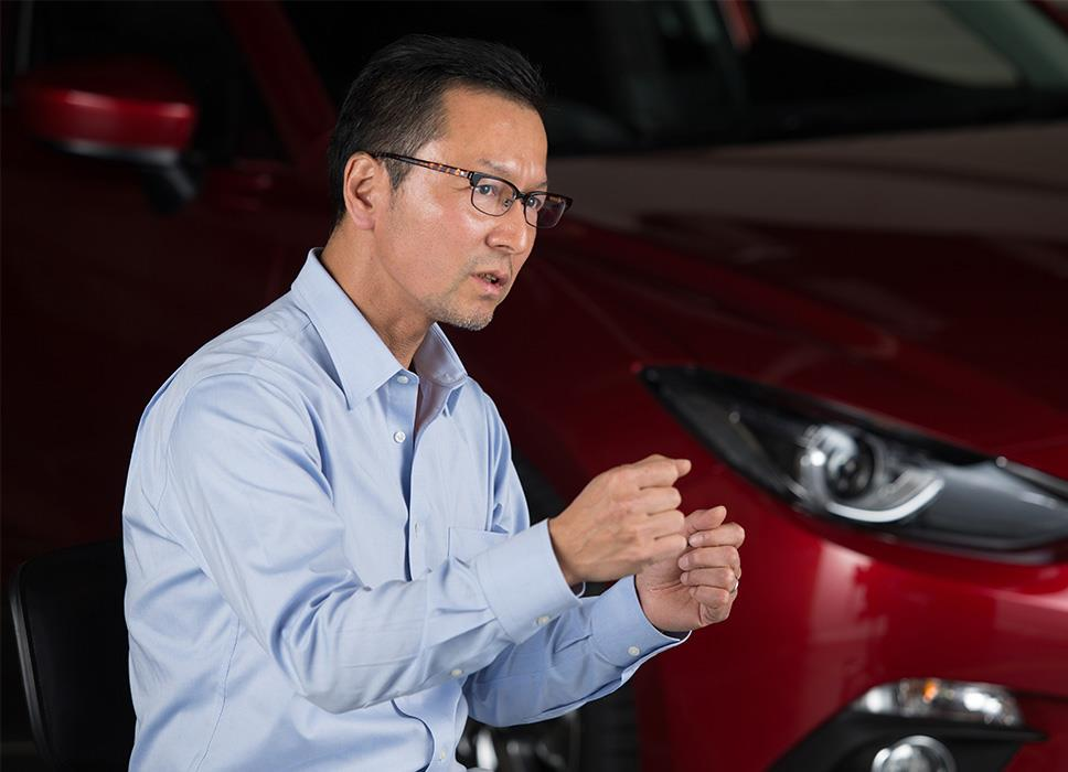 Defining excellent visibility at Mazda: what do we mean by vision?