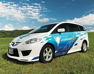 MAZDA: Hydrogen Vehicles | Environmental Technology