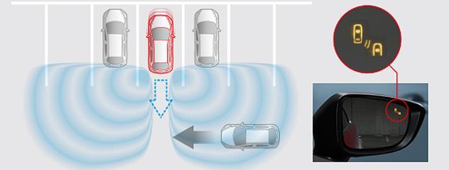 Rear Cross Traffic Alert >> Mazda Bsm Active Safety Technology