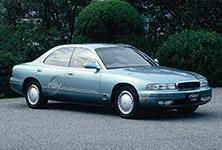 Mazda's first ASV
