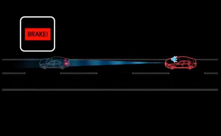 MAZDA: SCBS & SBS | Pre-Crash Safety Technology