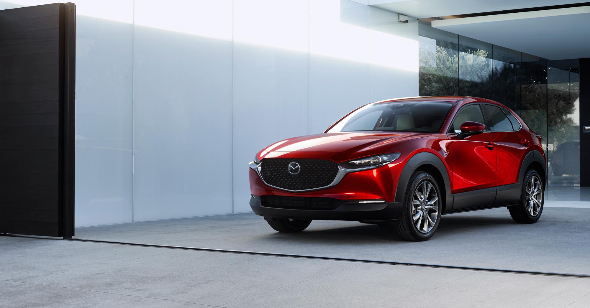 Kekurangan Mazda X30 Spesifikasi