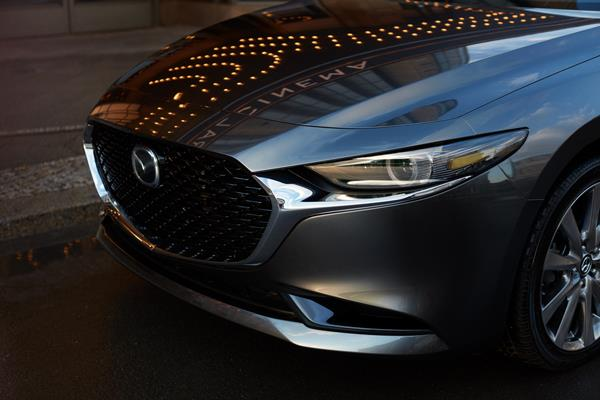 Mazda3 Sedan fronw view