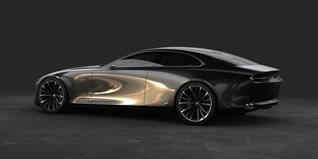 「マツダ VISION COUPE」が欧州にて「コンセプトカー・オブ・ザ・イヤー」を受賞