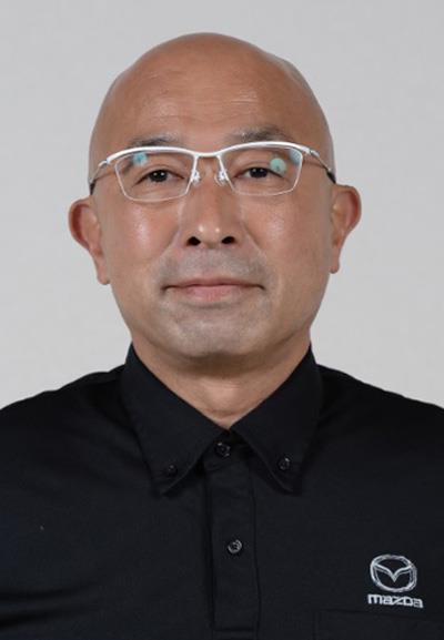 坂本 秀彰 【副部長 兼 総監督】