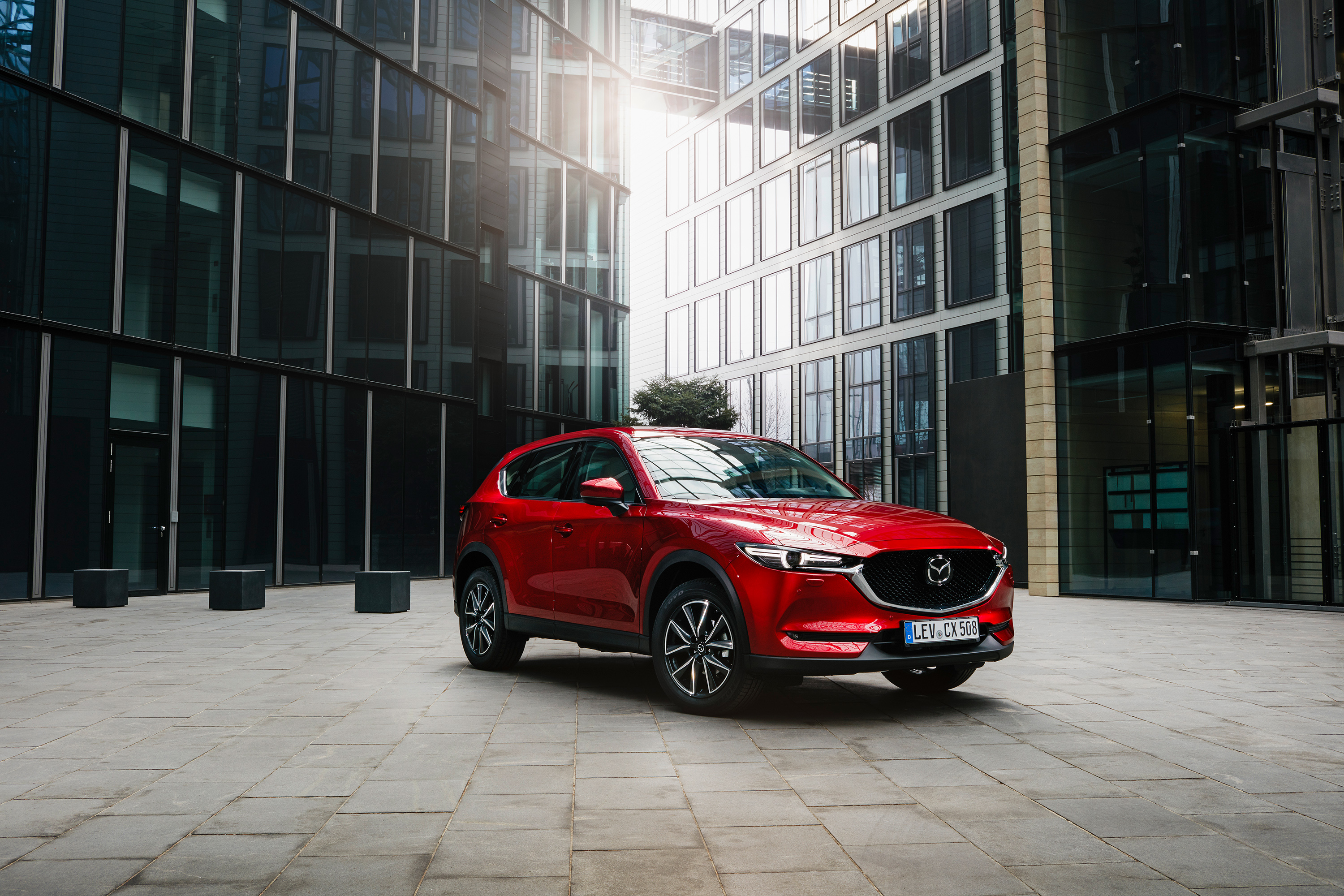World Car Mazda >> Mazda Cx 5 Is A Finalist For World Car Of The Year