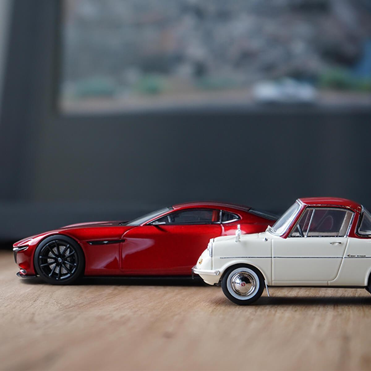 モデルカーコレクション