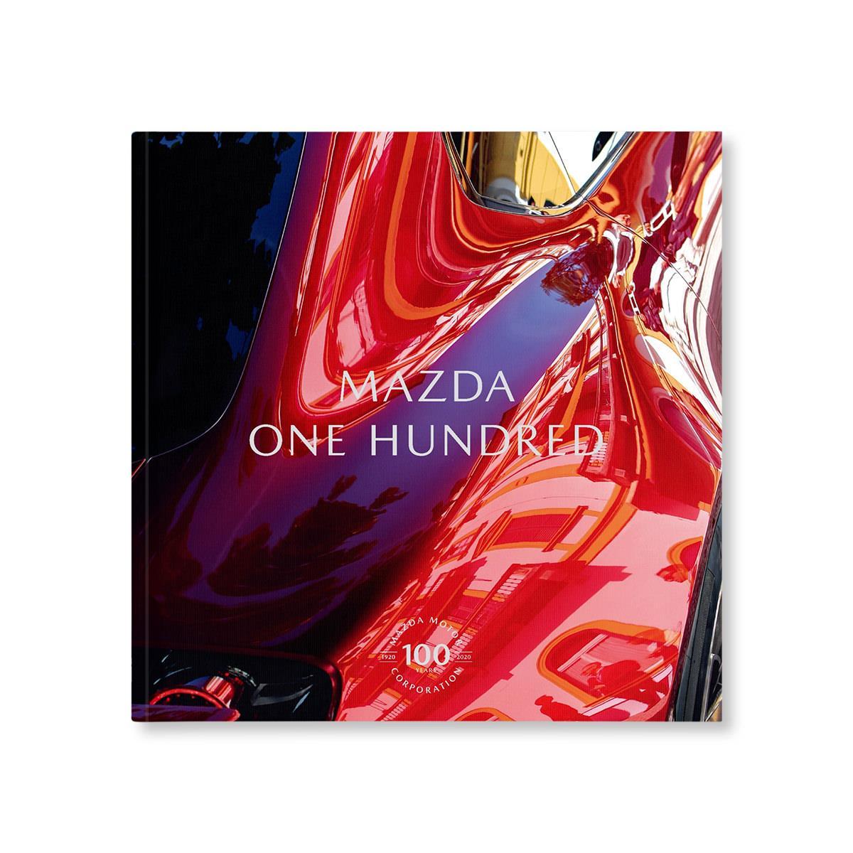 写真集「ONE HUNDRED」の表紙