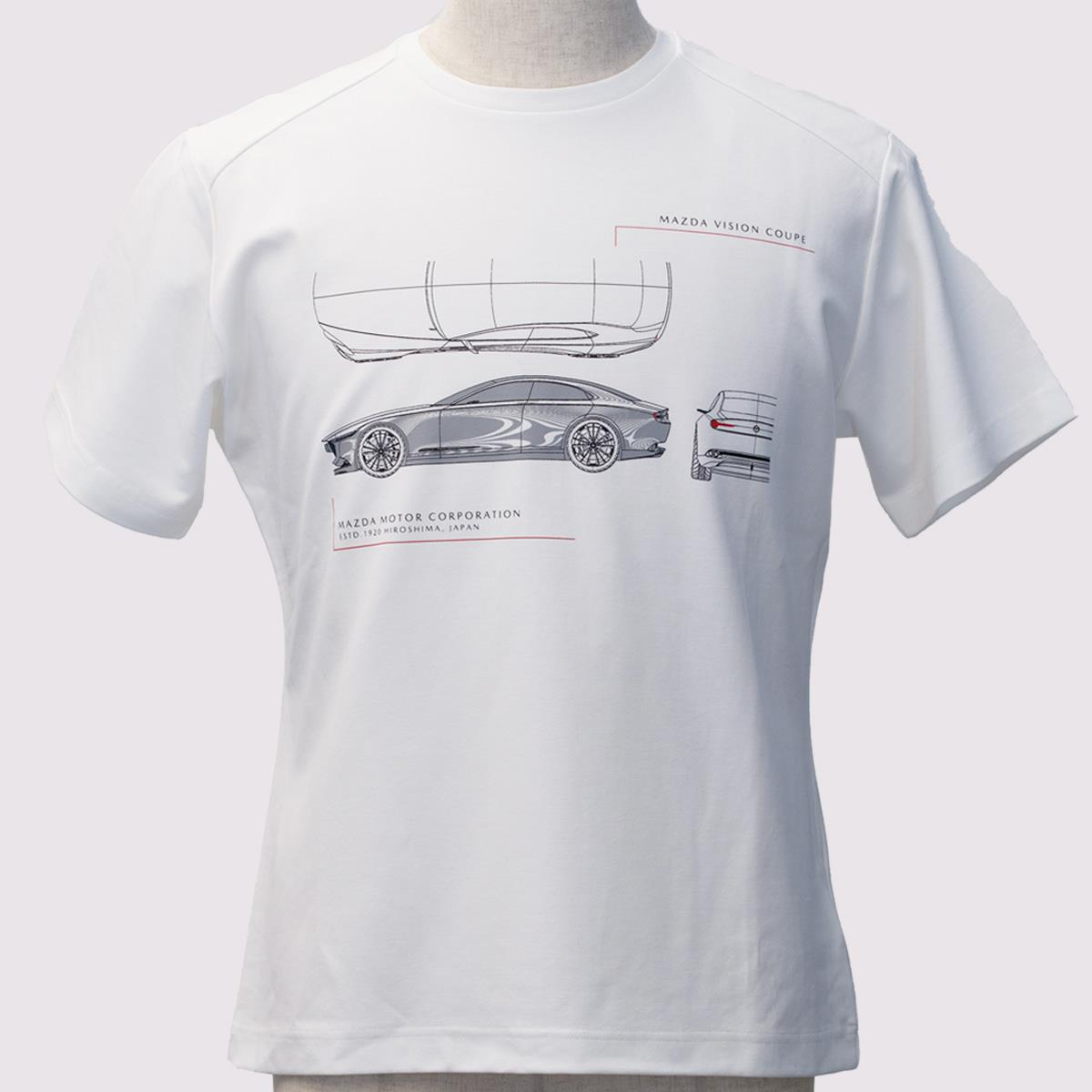 VISION COUPE Tシャツ モダン