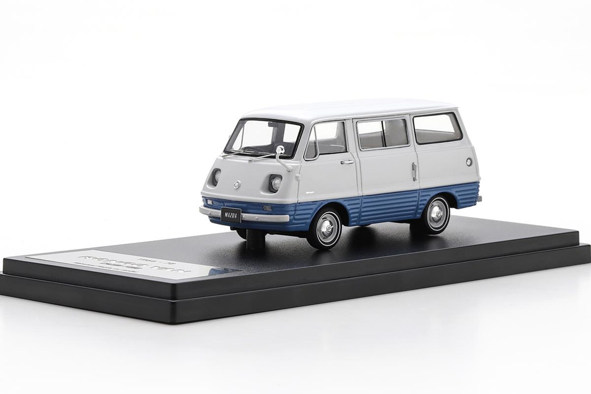 BONGO VAN モデルカー 1/43 100周年限定モデル