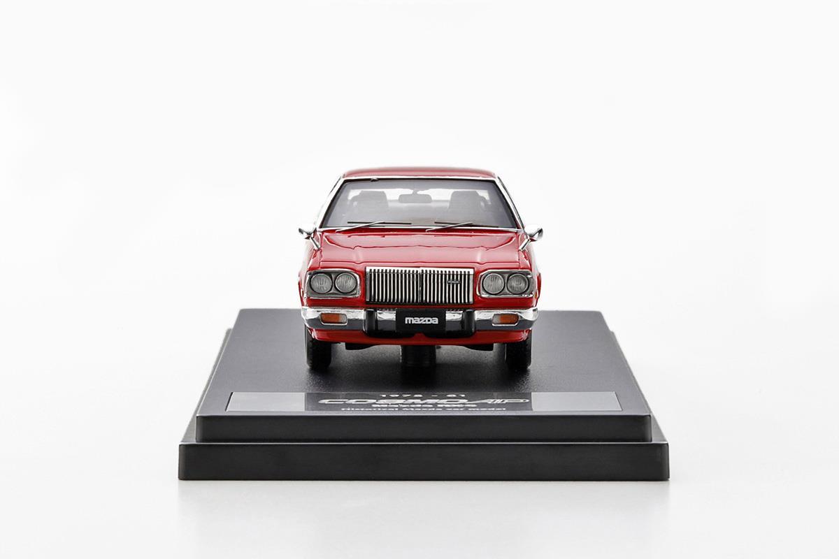 COSMO AP モデルカー 1/43 100周年限定モデルのフロントビュー
