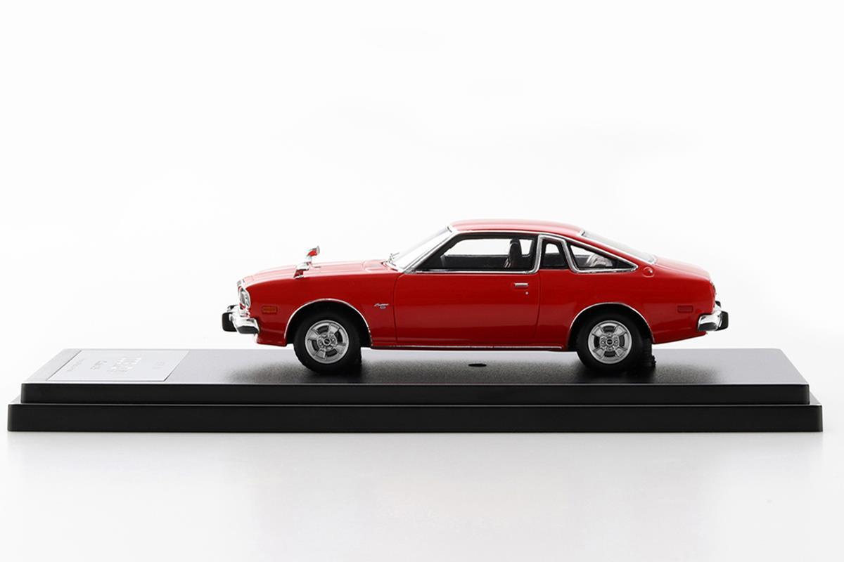 COSMO AP モデルカー 1/43 100周年限定モデルのサイドビュー