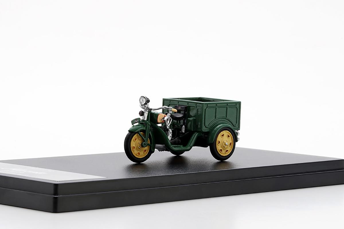 MAZDA DA三輪車 モデルカー 1/43 100周年限定モデル