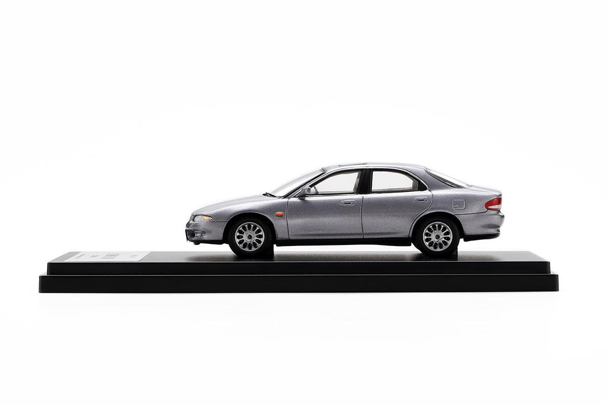 EUNOS 500 モデルカー 1/43 100周年限定モデルのサイドビュー
