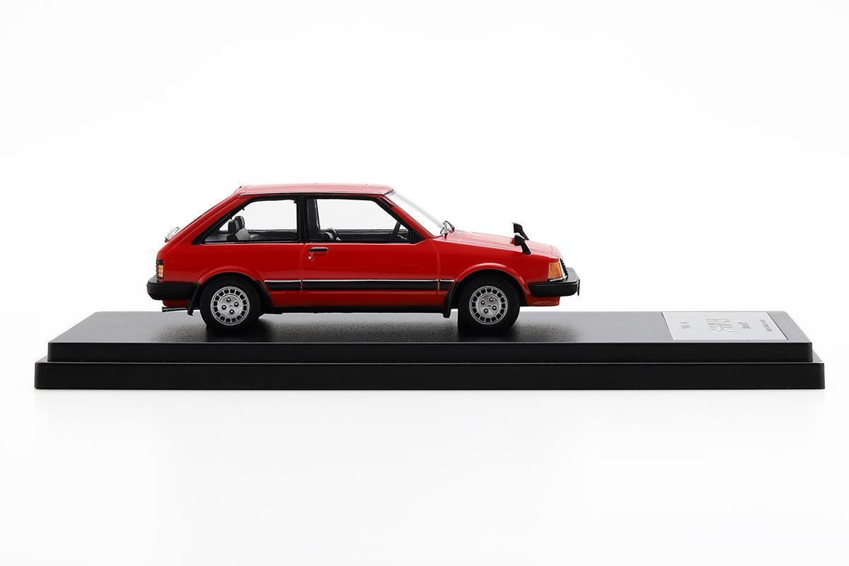 FAMILIA モデルカー 1/43 100周年限定モデルのサイドビュー