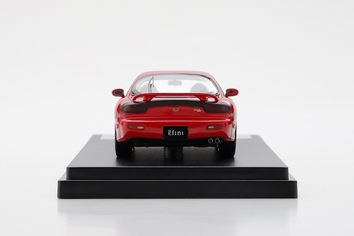 アンフィニRX-7 FDモデルカー 1/43 100周年限定モデル