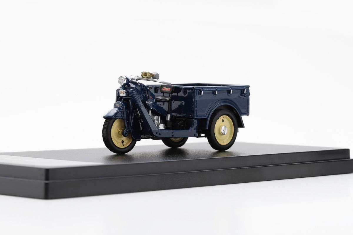 グリーンパネル GA型三輪トラック モデルカー 1/43 100周年限定モデル