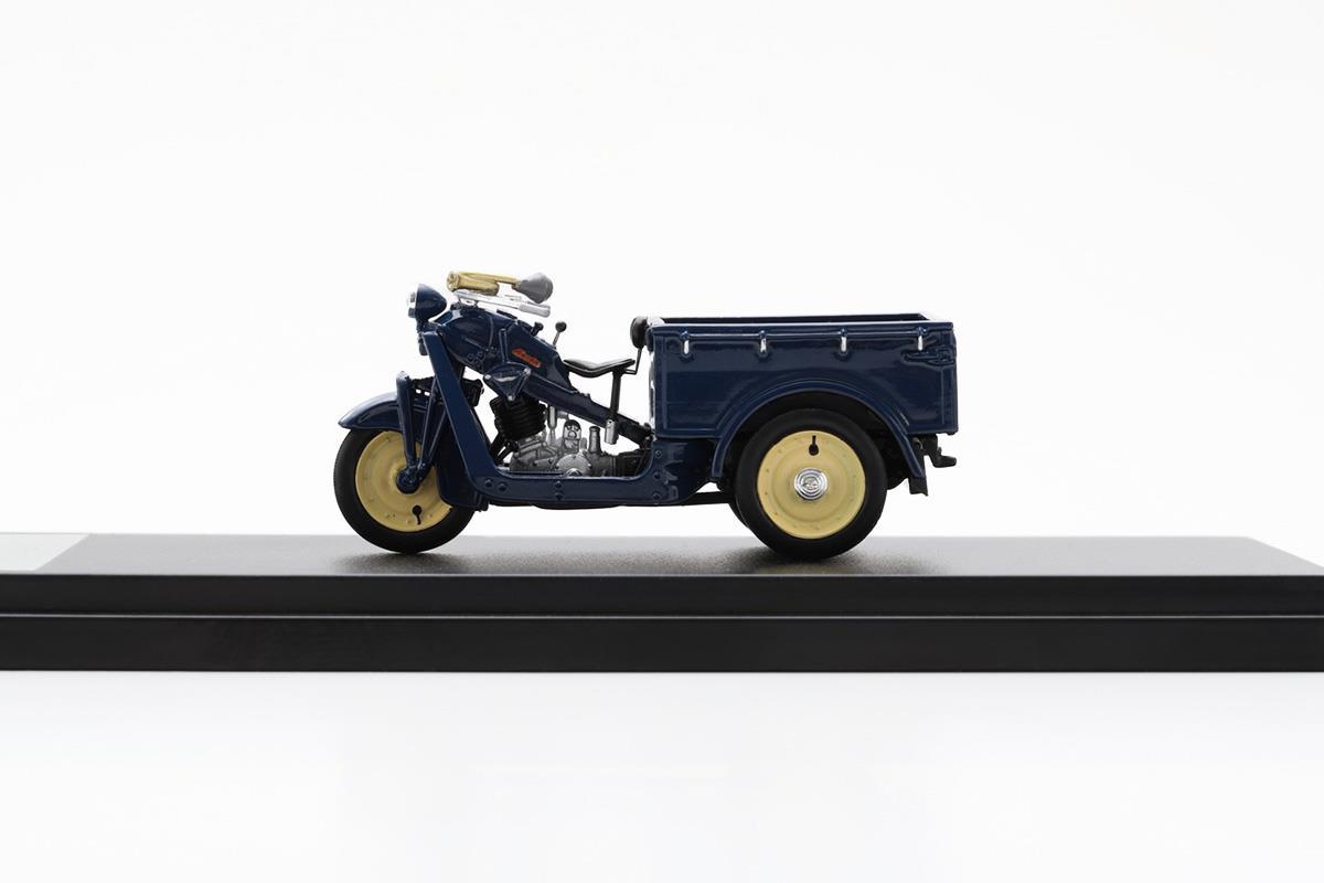 グリーンパネルGA型 モデルカー 1/43 100周年限定モデルのサイドビュー
