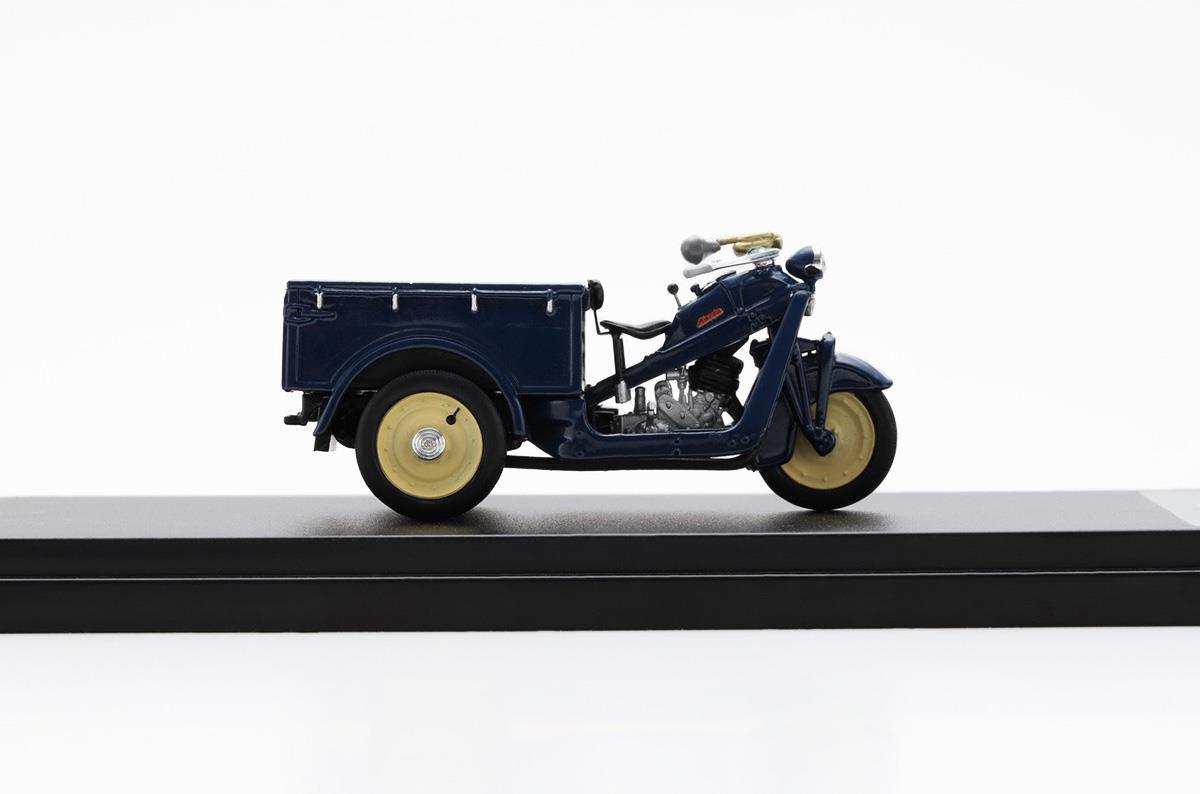 グリーンパネルGA型 モデルカー 1/43 100周年限定モデルの詳細写真
