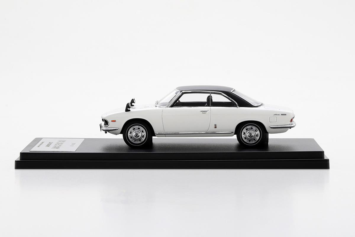 LUCE ROTARY COUPE モデルカー 1/43 100周年限定モデルのサイドビュー