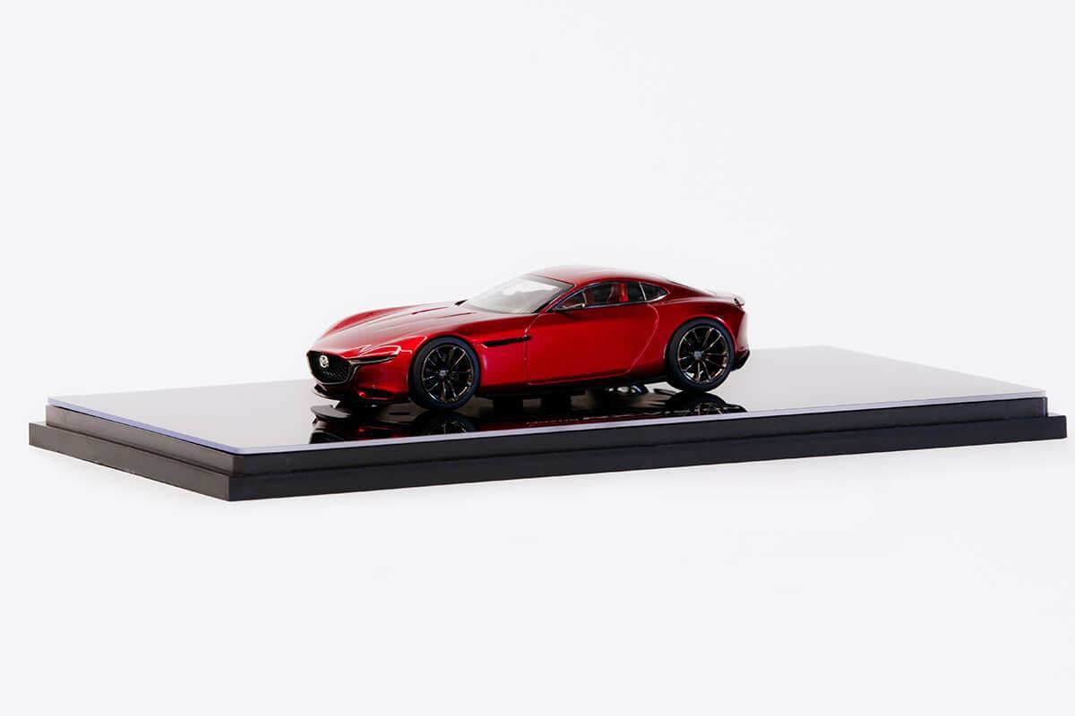 RX-VISION モデルカー 1/43 100周年限定モデル