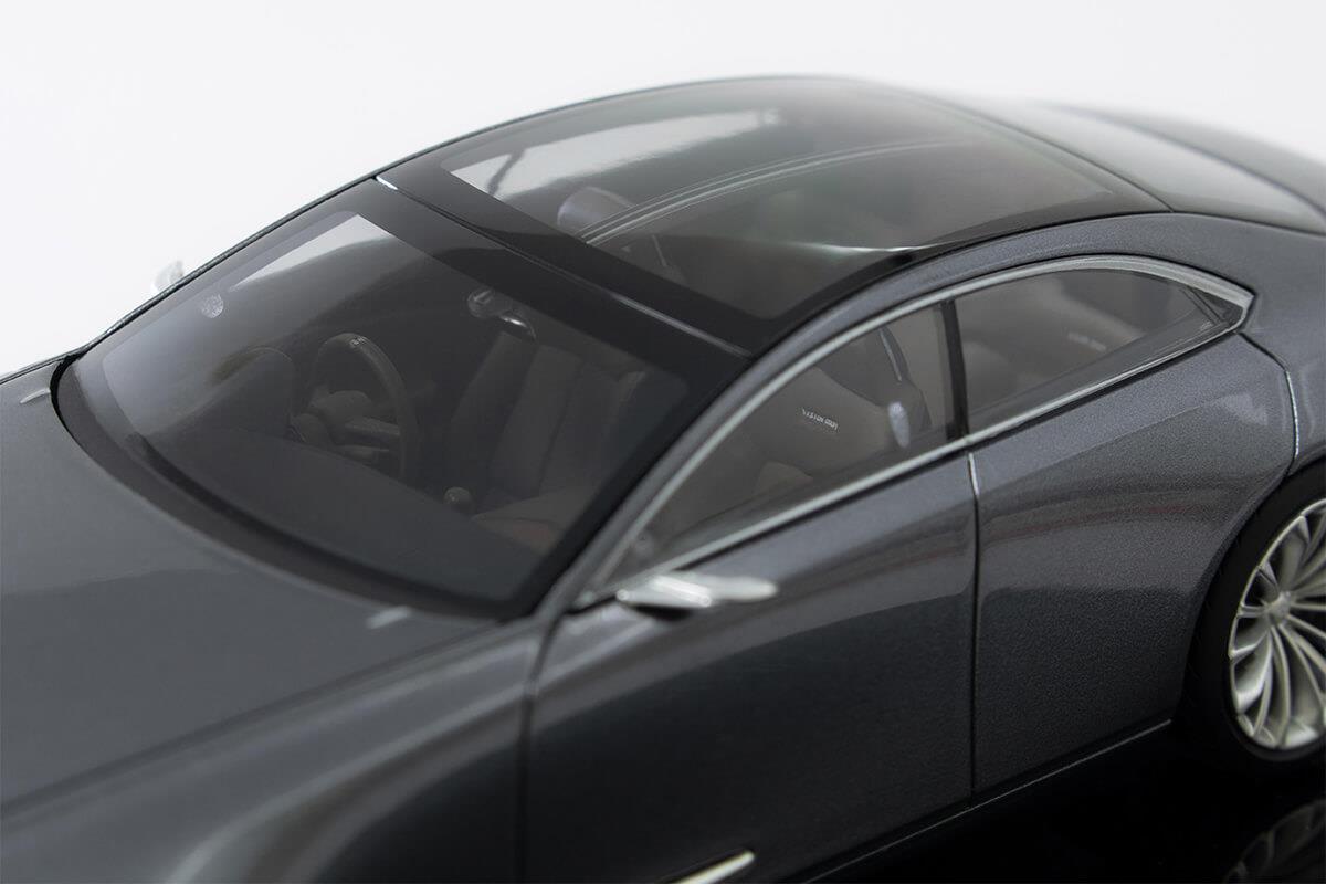 VISION COUPE モデルカー 1/43 100周年限定モデルの詳細写真