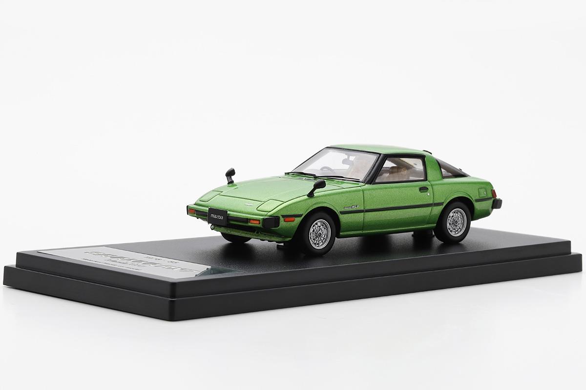 サバンナRX-7 SA モデルカー 1/43 100周年限定モデル