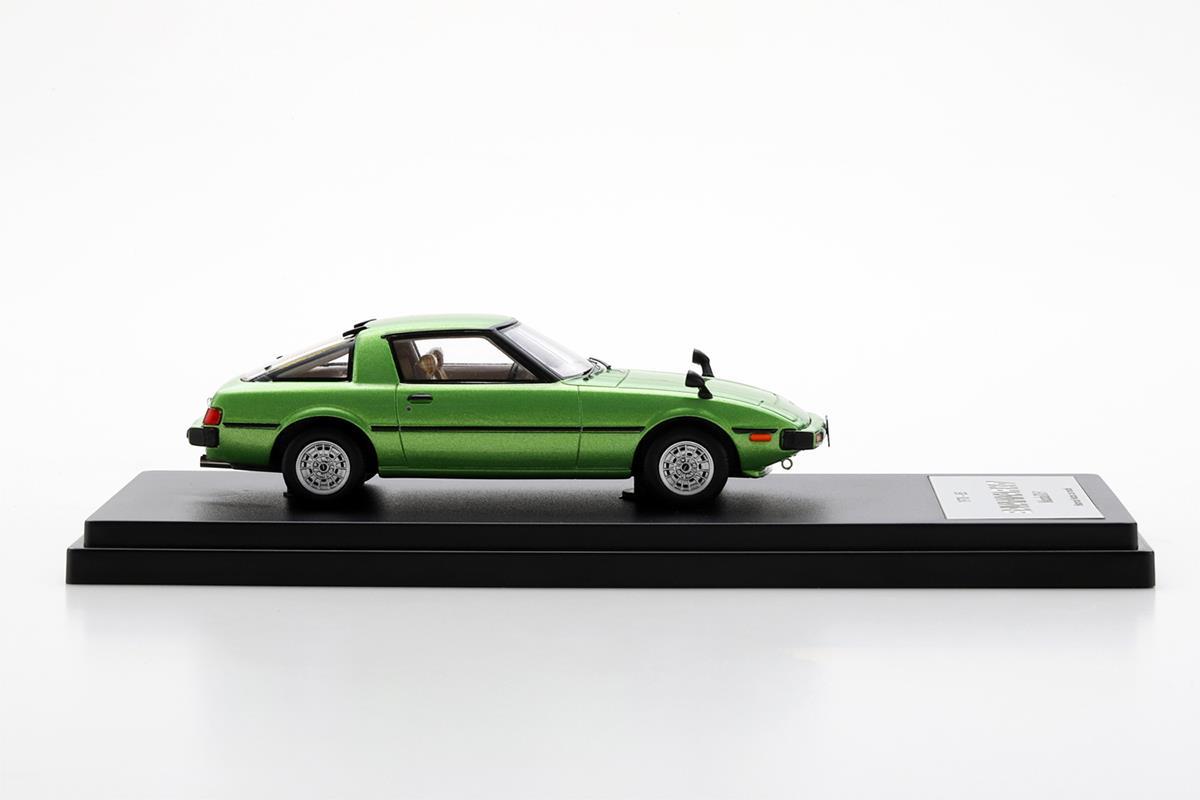 サバンナ RX-7 SA モデルカー 1/43 100周年限定モデルの詳細写真