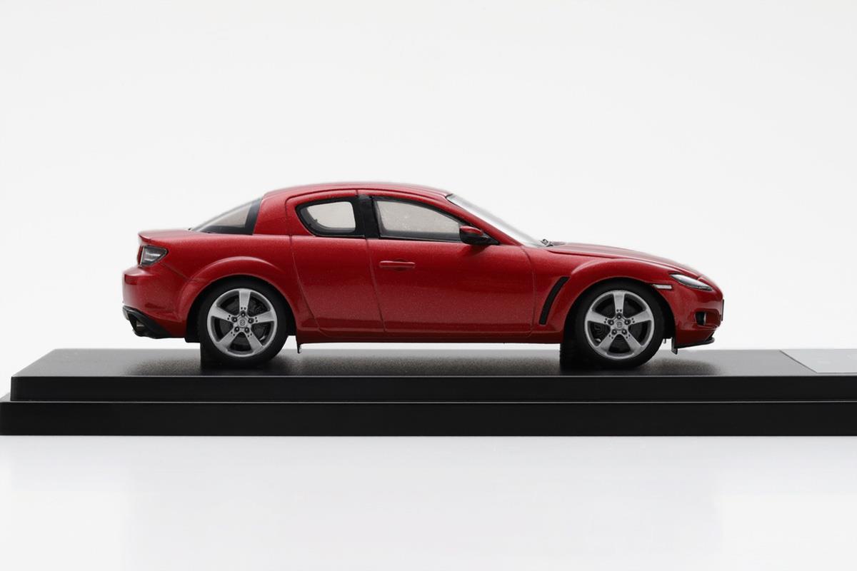 RX-8 モデルカー 1/43 100周年限定モデルの詳細写真