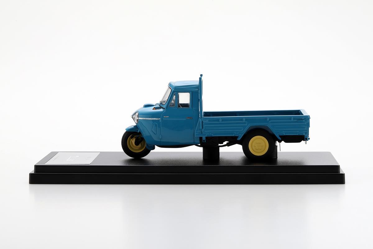 MAZDA T1100 モデルカー 1/43 100周年限定モデルのサイドビュー