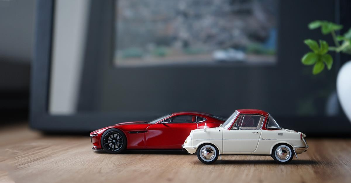 マツダ モデルカーコレクション